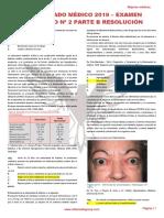 RM 19 - Examen Simulacro 2 B - Resolución