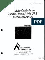 Manual Ups Pwm Gho