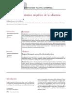 Protocolo Diarreas Infecciosas 2018