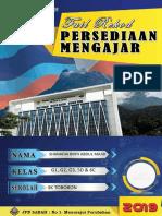 Fail Rekod Persedian Mengajar 2019 Edisi Sabah