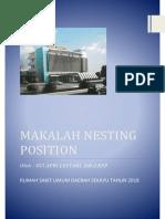 MAKALAH NESTING POSITION BR.docx