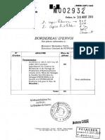 Decree PSC Petrosen AZ Petroleum 13