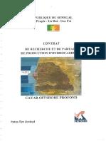 PSC Cayar Deep Petrosen PTL