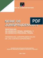 Serie de Jurisprudencia 3