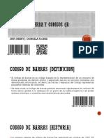 Codigos de Barra y Codigos Qr