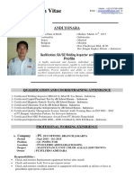 up date CV.andi
