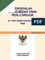 2. DR. HENRY BOYKE - Kriteria Rujukan