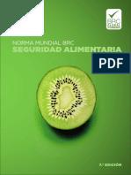 BCR Norma Mundial Seguridad Alimentaria