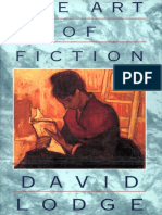 Lodge, David - Art of Fiction (Viking, 1993)