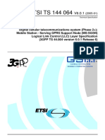GSM TS144