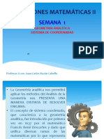 Semana _01_geometria Analitica-sistema de Coordenas