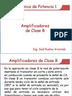 Amplificadores Clase B y AB