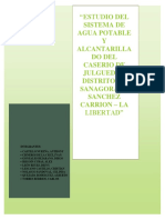Sistema de Agua Potable y Alcantarillado123