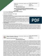 Instrumentacion Didactica Ecuaciones Diferenciales