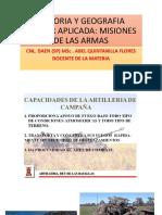 Misiones de Las Armas
