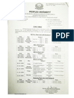 Timetable Mphil Md Ms Mph Msph 7 12