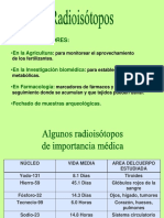 radioisotopos