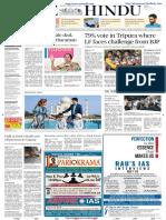 The Hindu Delhi 19.02.18@AllEpapers