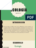 Ecología (Conceptos)