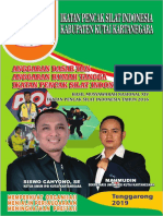 AD-ART IPSI Hasil MUNAS XIV Tahun 2016 Denpasar - Bali