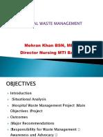 waste ppt
