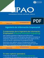 Fundamentos de La Ingenieria de La Informacion