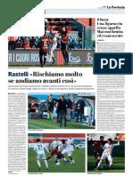 La Provincia Di Cremona 18-02-2019 - Rastelli