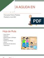 Diarrea Aguda en niños