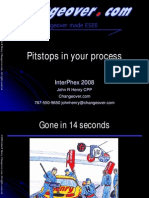 Pitstops Change Over Ppt