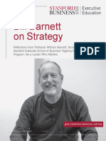 What is Strategy-Strategys Strategist an Interview With Richard Rumelt