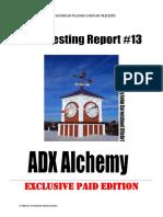 Macd Adx Alchemy