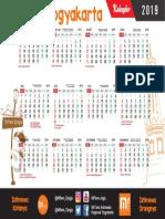Kalender Mi Fans 2019