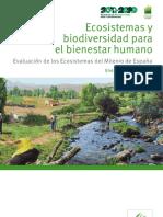El milenio y la biodiversidad