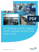 Surgical Room AHU Catalogue