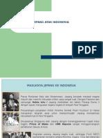 7. Pendudukan Jepang Atas Indonesia (2)