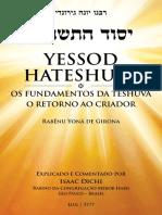 Yessod Hateshuva LIVRO de TESHUVAH