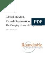 Global Mindset Overview