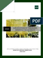 Guia Estudio Toxicologia 2018-19