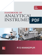 [R S Khandpur] Handbook of Analytical Instruments (B-ok.org)