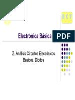 Tema2-Analisis Circuitos Electricos Básicos. Diodos-1