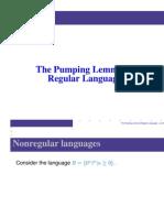 1-Pumping Lemma (1)