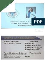 NCMH Orientation