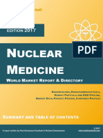 MEDraysintell Nuclear Medicine Edition 2017 - Summary and TOC