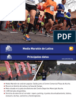 Media Maratón de Latina 2019