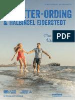 Urlaubsmagazin St. Peter-Ording Mit Eiderstedt 2019