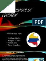 Generalidades de Colombia 1