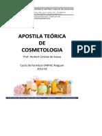 Apostila Teórica Cosmetologia 2013-02.PDF
