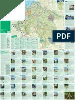 Radkarte Niedersachsen 2019