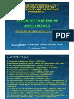 Slides MCDA Mestrado 2018