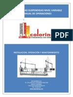 Plataformas Suspendidas Nivel Variable (1)